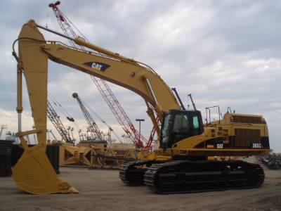 caterpillar 365 BL